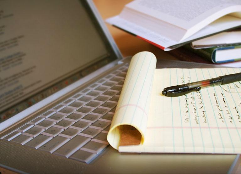 Notes idługopis nalaptopie